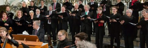 Singen in der Kathedrale