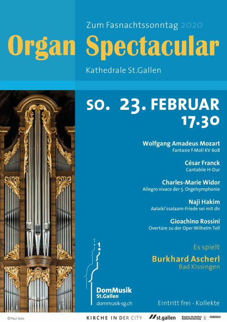 Organ Spectacular 2020 02 23