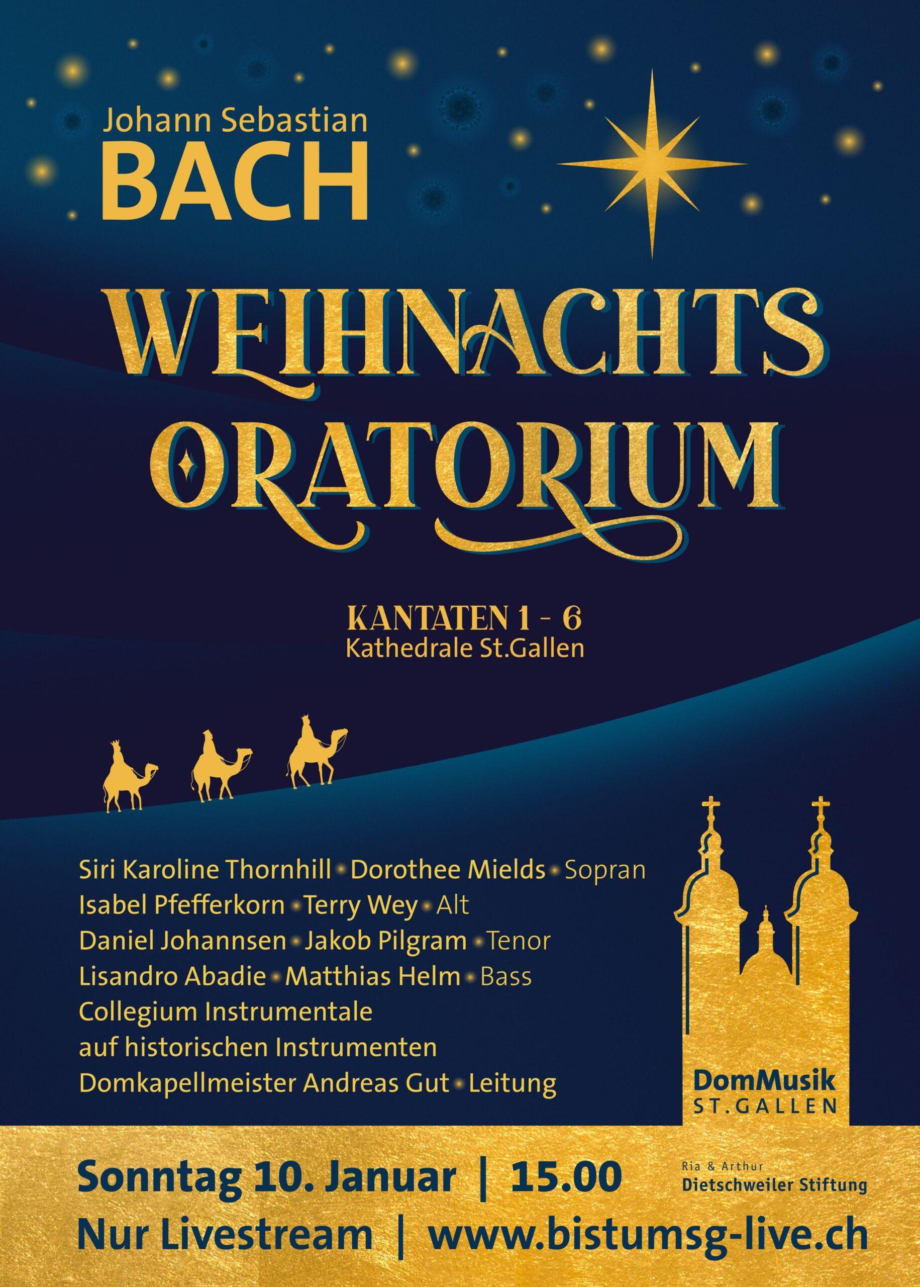 Weihn-oratorium