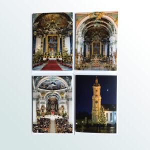 DomMusik-Karten-Set-A6-Weihnachten